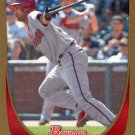 2011 Bowman Gold 135 Chris Young