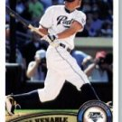 2011 Topps 463 Will Venable