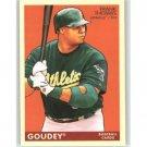 2009 Upper Deck Goudey #144 Frank Thomas