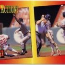 1992 Triple Play 99 Luis Polonia and/Tony Phillips AA