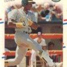 1988 Fleer 287 Dwayne Murphy
