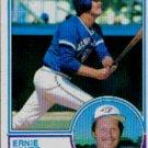 1983 Topps #302 Ernie Whitt