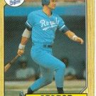 1987 O-Pee-Chee #126 George Brett