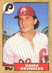 1987 Topps 471 Ronn Reynolds