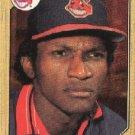 1987 Topps 486 Otis Nixon