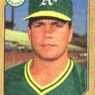 1987 Topps 519 Curt Young