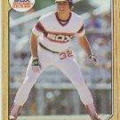 1987 Topps 566 Tim Hulett