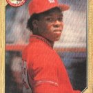 1987 Topps 590 Vince Coleman