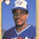 1987 Topps 612 George Bell AS