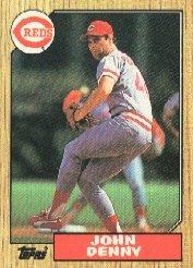 1987 Topps 644 John Denny