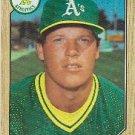 1987 Topps 649 Mickey Tettleton