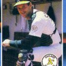 1988 Donruss 158 Terry Steinbach