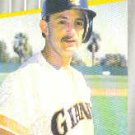 1989 Fleer 344 Robby Thompson UER/(West Plam Beach)