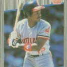 1989 Fleer 416 Ron Washington