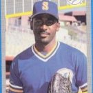 1989 Fleer 550 Mike Jackson UER