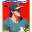 1989 Topps 401 Jose Canseco AS