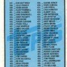 1989 Topps 524 Checklist 397-528