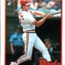 1989 Topps 554 Nick Esasky