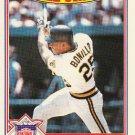 1989 Topps Glossy All-Stars #15 Bobby Bonilla