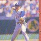 1990 Donruss 57 Chris Bosio