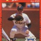 1990 Donruss 707B Will Clark AS/(All-Star Game/Performance)