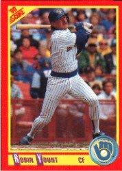 1990 Score 320 Robin Yount
