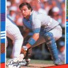 1991 Donruss 112 Mike Scioscia