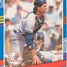 1991 Donruss 114 Bob Geren
