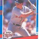1991 Donruss 152 Gene Larkin