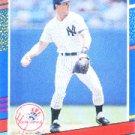 1991 Donruss 163 Steve Sax UER