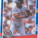 1991 Donruss 174 Lou Whitaker
