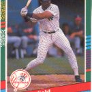 1991 Donruss 498 Jesse Barfield