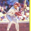 1991 Fleer Update #106 Wally Backman