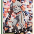 1991 Upper Deck 726 Rob Deer