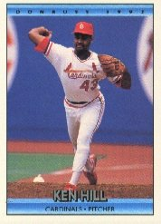 1992 Donruss 31 Ken Hill