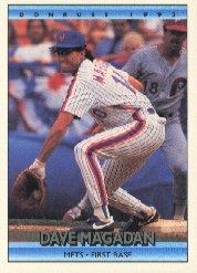 1992 Donruss 45 Dave Magadan