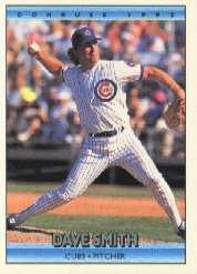 1992 Donruss 53 Dave Smith