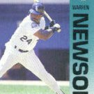 1992 Fleer #91 Warren Newson