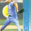 1992 Fleer 164 Jeff Montgomery