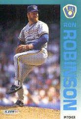 1992 Fleer 187 Ron Robinson