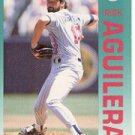 1992 Fleer 195 Rick Aguilera