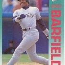 1992 Fleer 221 Jesse Barfield