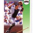1992 Score #503 Terry Kennedy