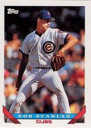 1993 Topps 47 Bob Scanlan