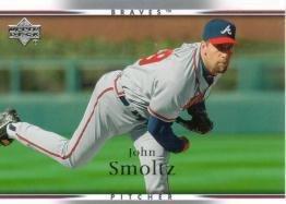 2007 Upper Deck #270 John Smoltz