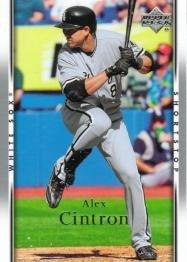 2007 Upper Deck #86 Alex Cintron