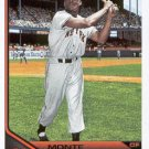 2011 Topps Lineage #158 Monte Irvin