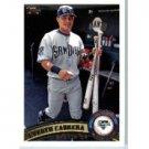 2011 Topps #416 Everth Cabrera