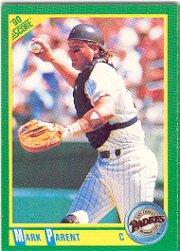1990 Score 119 Mark Parent