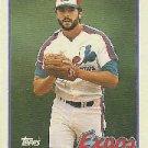 1989 Topps 176 Jeff Parrett